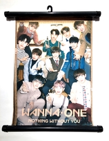 Wanna one Affisch