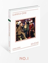 WANNA ONE - 1÷χ=1 UNDIVIDED (Special Album) [No.1 ver.]