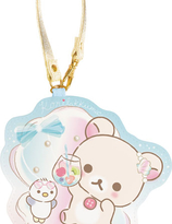 """Korilakkuma Vacation"" Pass Case"