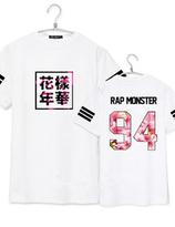 BTS T-Shirt - RAP MONSTER - M