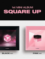 BLACKPINK SQUARE UP ABLUM