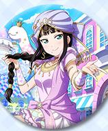 Love Live! Sunshine!!  Badge  - Dia Kurosawa