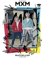 MXM (BRANDNEW BOYS) 2ND MINI ALBUM - MATCH UP (M VER.)