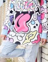 ACDC Harajuku Style LIVE Sweet Star Hoodie