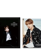 BTS JUNGKOOK mini poster set