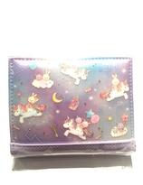 Unicorn plånbok