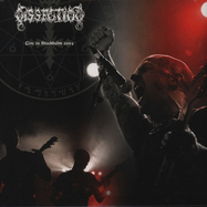 Dissection - Live In Stockholm 2004 - Red LP