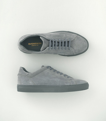 Classic Low - Suede Grey