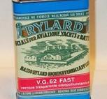 Rylard VG 62 Fast Högblank 1l