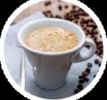 Cappuccino shake