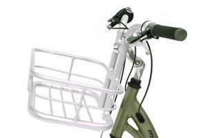 Trehjuling för vuxna 608 Champagne i Aluminium.