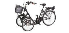 Pronto- Trehjulig Elcykel från Pfiff.