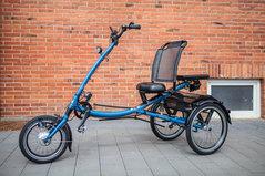 Scooter-trike Ansmann (Elmotor) - Pfiff