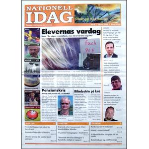 Nationell Idag nr. 6, 2009