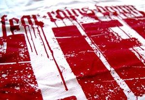 Fear Rains Down - Still not dead - Vit - T-shirt