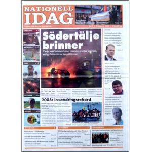 Nationell Idag nr. 3, 2009