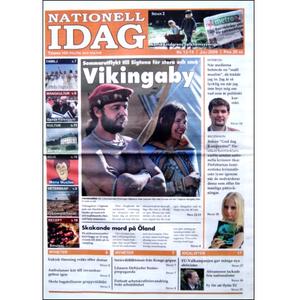 Nationell Idag nr. 13-14, 2009