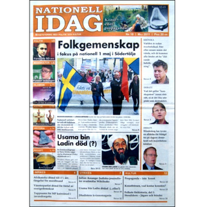 Nationell Idag nr. 18, 2011