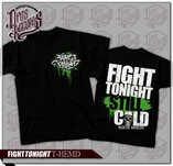 Fight Tonight - Still Cold - Svart - T-shirt