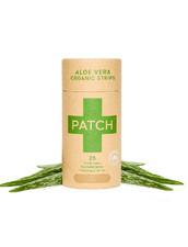 Nutricare Patch Allergivänligt Plåster av Ekologisk Bambu - Aloe Vera