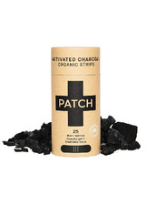 Nutricare Patch Allergivänligt Plåster av Ekologisk Bambu - Activated Charcoal