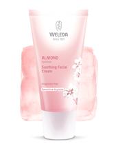 Almond Soothing Facial Cream - Weleda, 30 ml