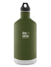 Isolerad Vattenflaska | Klean Kanteen Insulated Classic - Fresh Pine (matt), 1900 ml