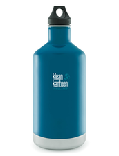 Isolerad Vattenflaska | Klean Kanteen Insulated Classic - Winter Lake, 1900 ml