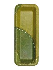 Leaf Engångstallrik av Löv | Izumi S - 23 cm, 15 st