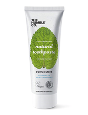 Natural Toothpaste The Humble Co. - Fresh Mint With Fluoride, 75 ml