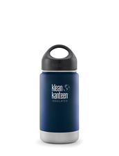 Klean Kanteen Wide Isolerad Flaska - Deep Sea, 355 ml