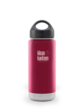 Klean Kanteen Wide Isolerad Flaska - Roasted Pepper , 473 ml