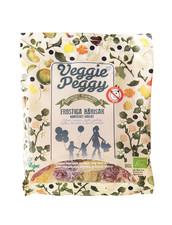 Ekologiskt Veganskt Godis Veggie Peggy - Frostiga Bärisar, 90 g