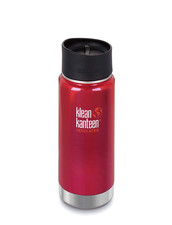 Klean Kanteen Insulated Wide - Roasted Pepper, 473 ml - New