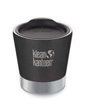 Klean Kanteen Insulated Tumbler - Shale Black, 237 ml
