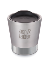 Klean Kanteen Insulated Tumbler - Brushed Stainless, 237 ml