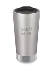 Klean Kanteen Insulated Tumbler - Brushed Stainless, 473 ml