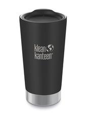 Klean Kanteen Insulated Tumbler - Shale Black, 473 ml