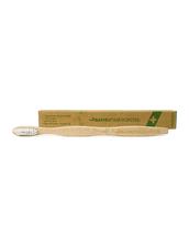 Ergonomisk Tandborste Bambutandborsten Vuxen - Medium Borst