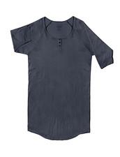 Women's Everyday Nightgown The Sleepy Collection - Nattlinne Dam, Midnight Blue