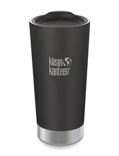 Klean Kanteen Insulated Tumbler - Shale Black, 592 ml