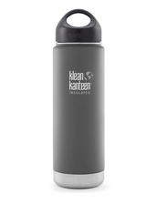 Klean Kanteen Wide Isolerad Flaska - Granite Peak (matt), 592 ml