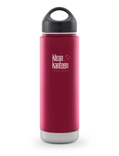 Klean Kanteen Wide Isolerad Flaska - Roasted Pepper, 592 ml