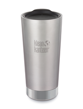 Klean Kanteen Insulated Tumbler - Brushed Stainless, 592 ml