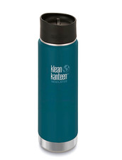 Klean Kanteen Insulated Wide - Neptune Blue, 592 ml - New