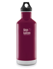 Isolerad Vattenflaska | Klean Kanteen Insulated Classic - Beet Root, 946 ml