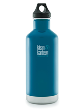 Isolerad Vattenflaska | Klean Kanteen Insulated Classic - Winter Lake, 946 ml