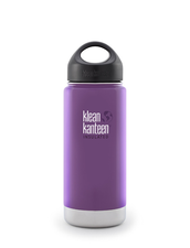 Klean Kanteen Wide Isolerad Flaska - Wild Grape , 473 ml