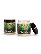 Bivaxljus i Glasburk Big Dipper Wax Works - Citronella, Sommarljus, 25 timmar, 1st