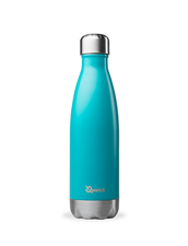 Isolerad Vattenflaska i Rostfritt Stål | Qwetch - 500 ml, Turquoise